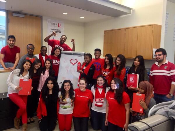 Happy 54th Birthday York University! From York University Annual Fund #YUSPIRIT http://t.co/TGGEfAKCzw