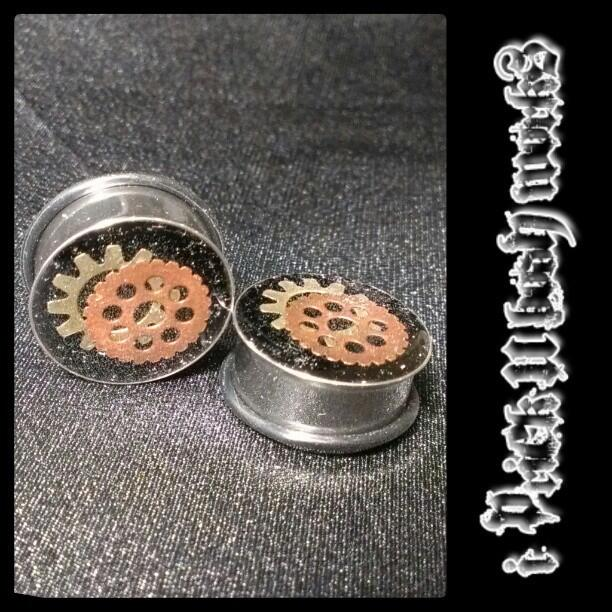 Twitter / ipricku: 7/8ths (22mm) Gear Plugs ...