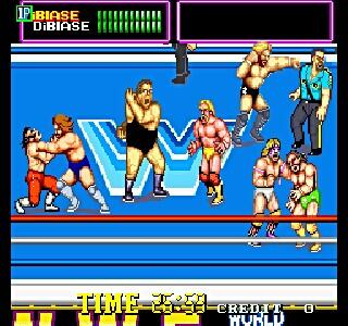 Old Wwf Video Games On Twitter My Favorite Wwf Arcade Game Had To Be Wwfsuperstars Was Fortunate Enough To Own It Arcade Snes Nes Http T Co Pdanq1b4f9