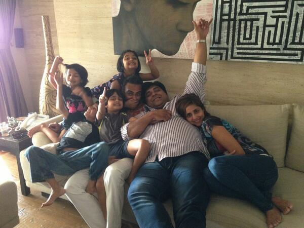 Image result for family chilling at home