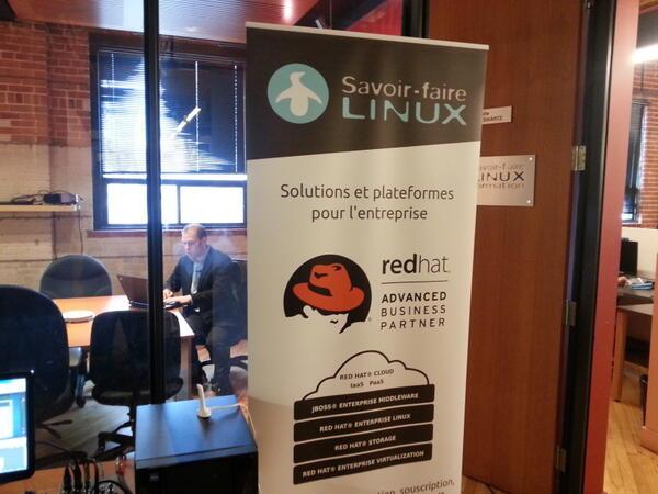 Thumbnail for Redécouvrez Red Hat Linux @ Savoir-faire Linux