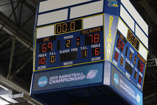 #UDHoopSquad gave #BlueHens fans & State of Delaware the experience of a lifetime last night. http://t.co/XgPM6NRrBd