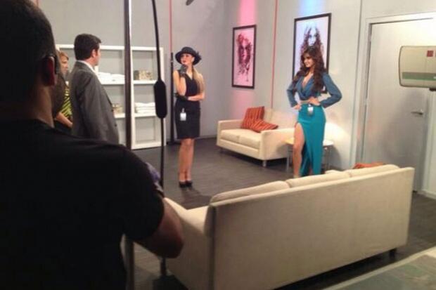 Nicandro Díaz declaró que Érika Buenfil, la protagonista de sus ...