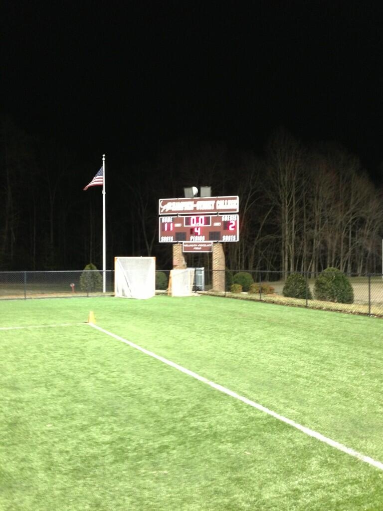 Twitter / HSCCoachB: Tiger Lax win against Greensboro. ...