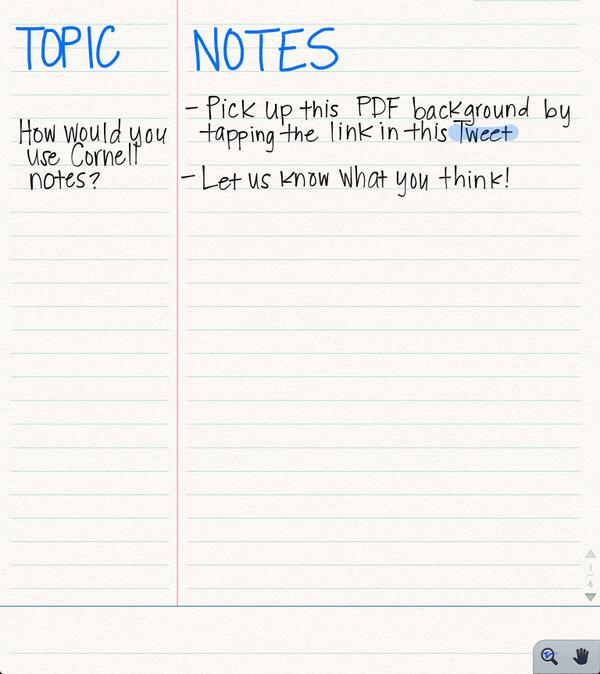 Notability on Twitter: \