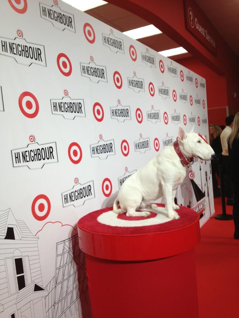 Twitter / vanessa_tweets: Celeb spotting on the @target_ca ...