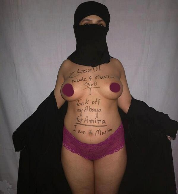 Naked Muslim Women Pictures