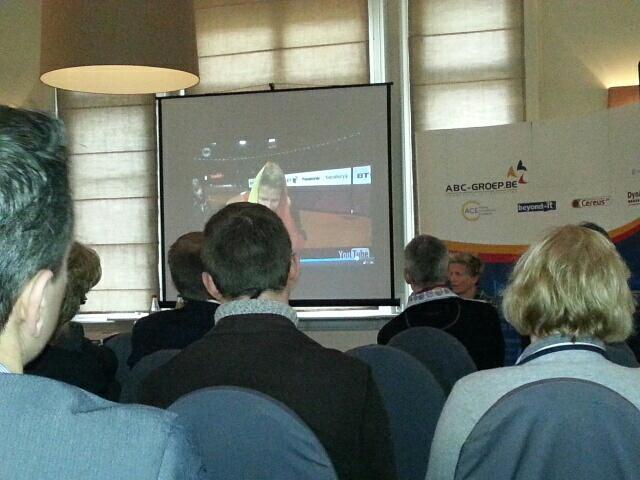 Twitter / MaartenJacobs79: Final keynote op #ITMOOV door ...