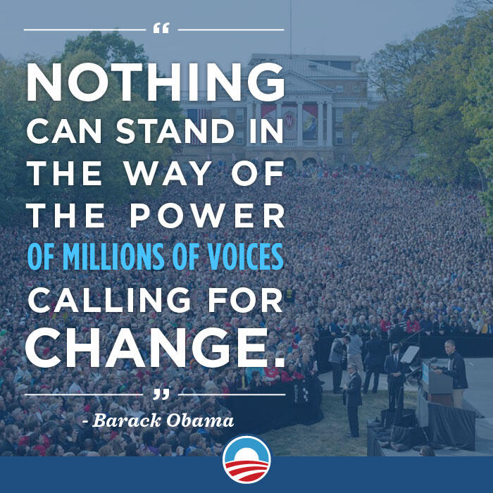 Twitter / BarackObama: President Obama on getting ...