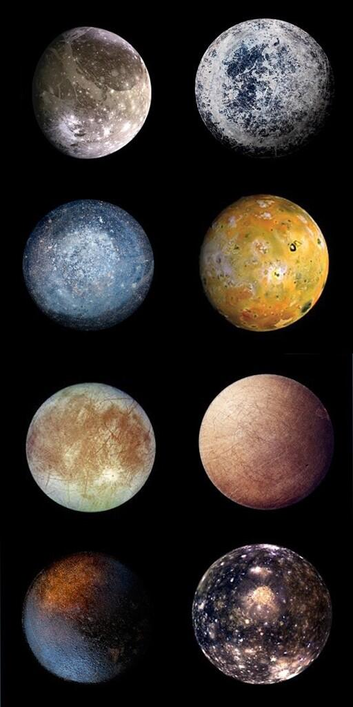 the outer planets moons - photo #9