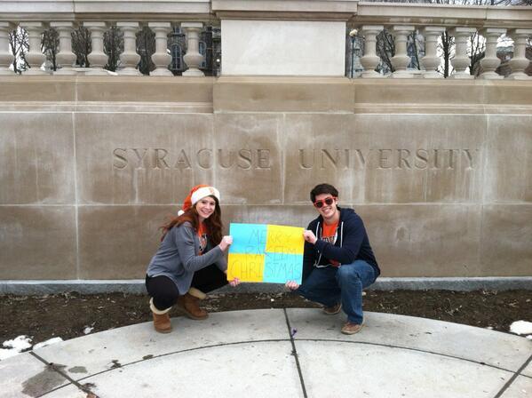 @jimmyfallon Merry Rakeem Christmas, Jimmy! #SUtoJimmy #Syracuse #Orangenation http://t.co/9VJmPFMBGc