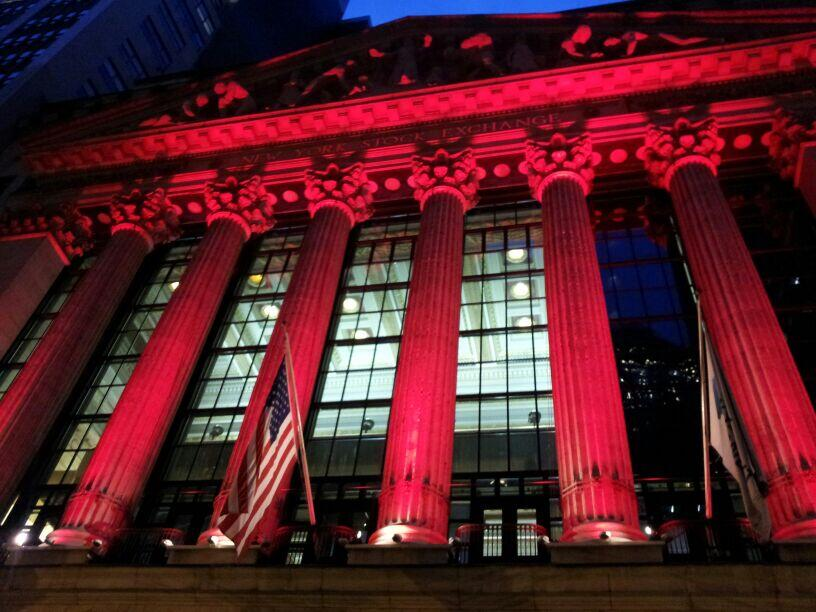Twitter / redcrossny: THE New York Stock Exchange ...