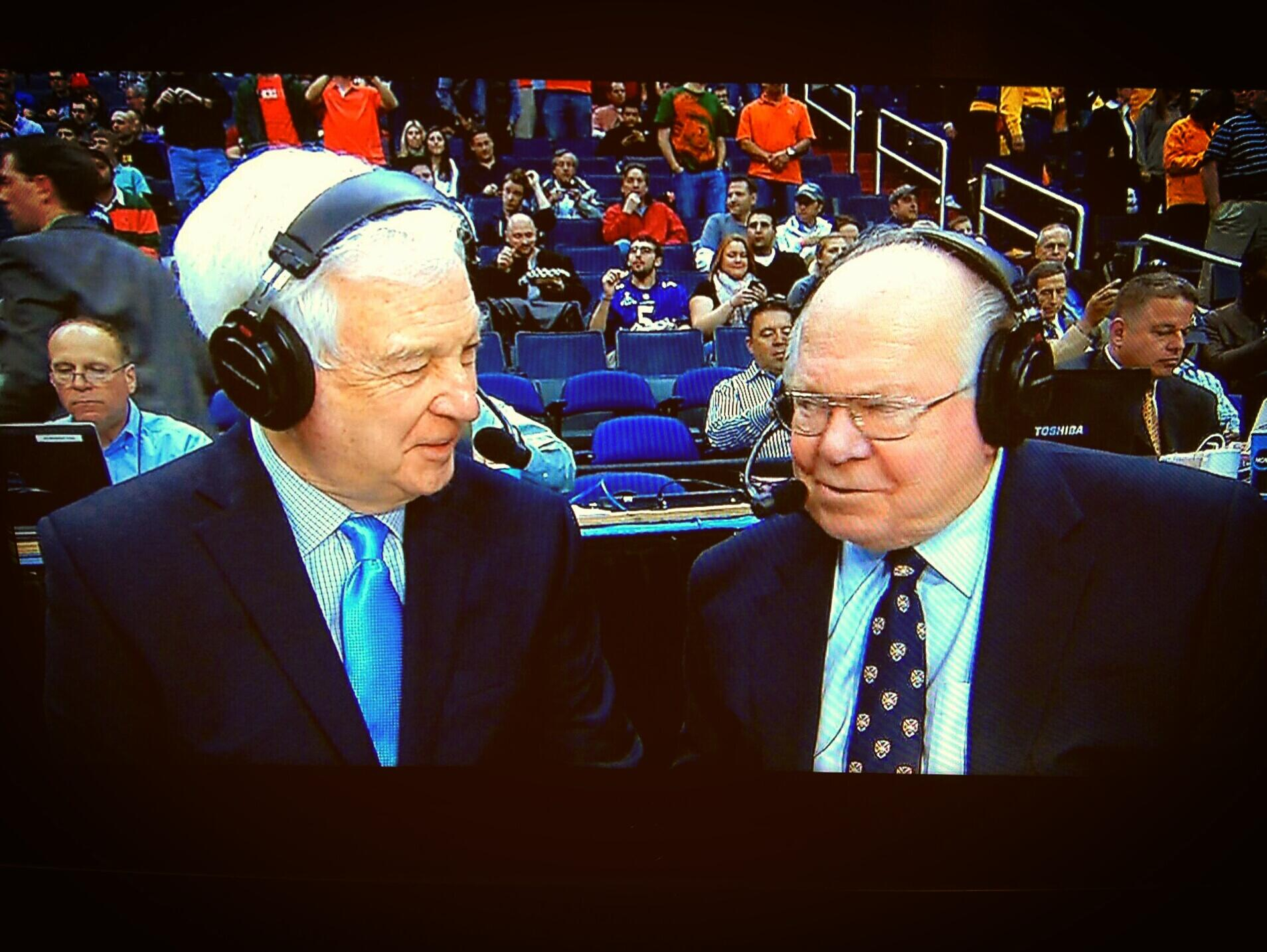 Twitter / HSC1776: Dr. Verne Lundquist sporting ...