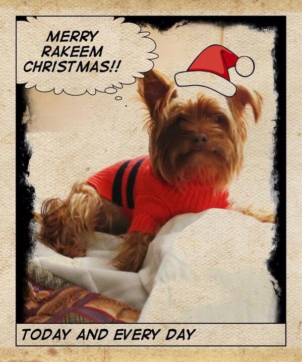 @jimmyfallon Merry Rakeem Christmas #SUtoJimmy http://t.co/uWWd53NSmY