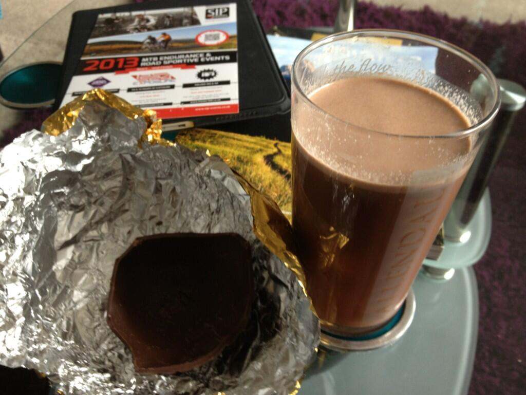 Twitter / SIP_Events_UK: It's Easter so recovery food ...