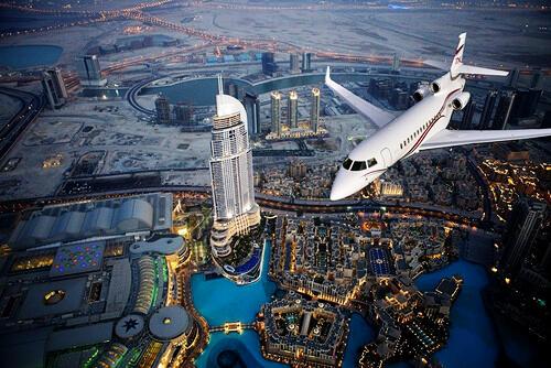 Millionaire Pics On Twitter QuotPrivate Jet Flying Over Dubai Httpt