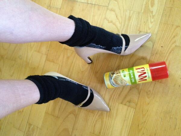 Brewster feet paget Paget Brewster