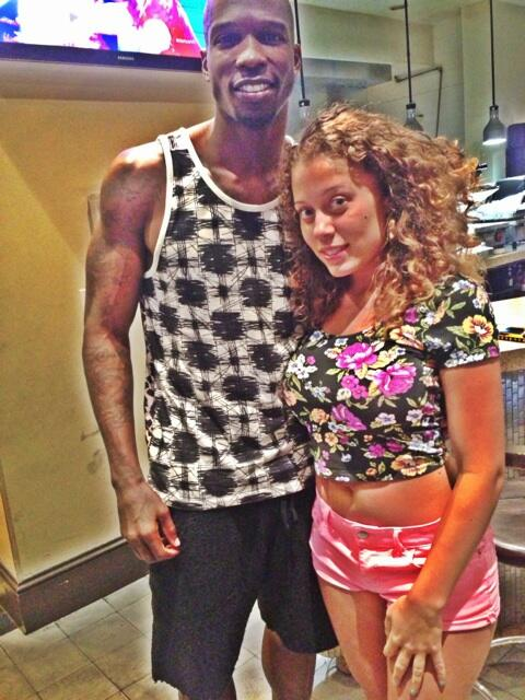 Twitter / ochocinco: I keep meeting beautiful people ...