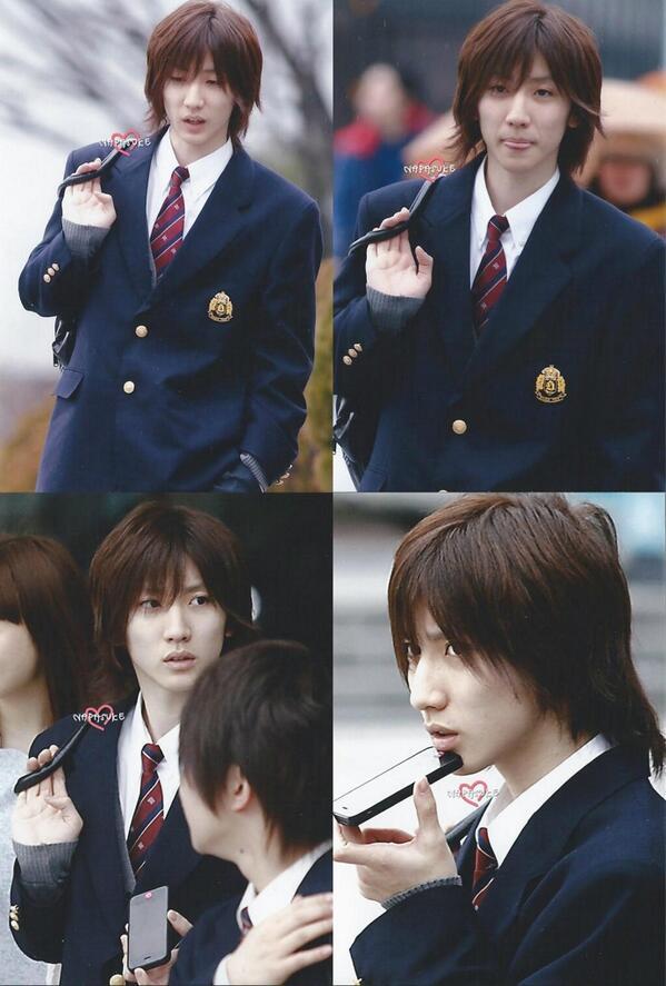 「京本大我 高校制服」の画像検索結果