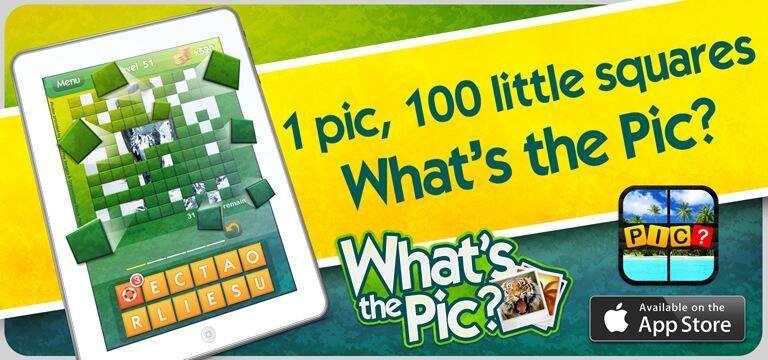 I'm addicted to the What's the Pic app! Try it, it's free: http://t.co/HwAWA1hXp1 #whatsthepic http://t.co/M9AqHBs0sF