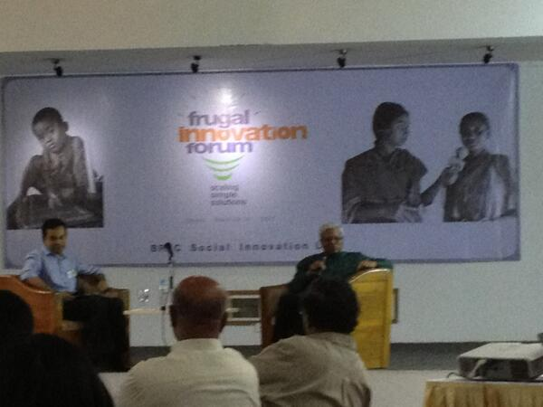 @BRACWorld Sir Fazle Abed discusses history of BRAC and his perspective on #Innovation #scalefrugal pic.twitter.com/YWSwd5g6nP