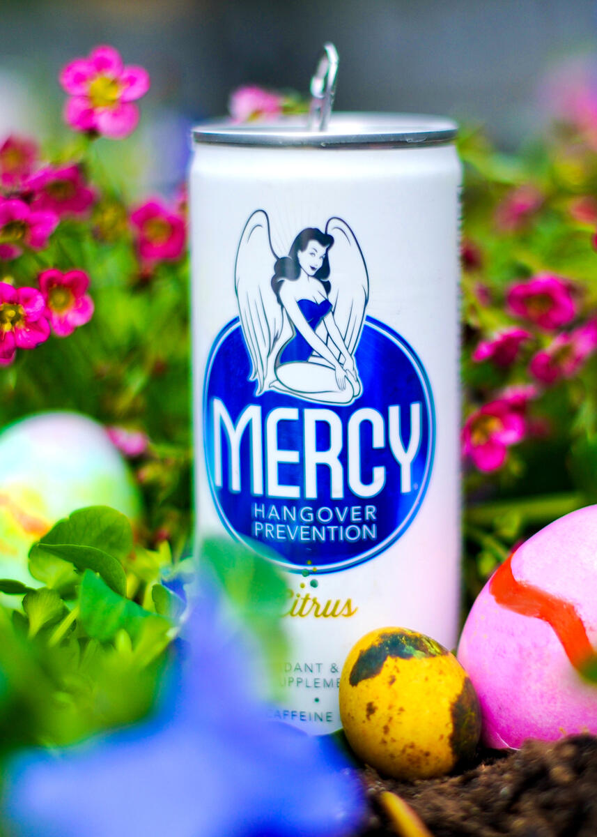 Twitter / DrinkMercy: Happy Easter! Whether you're ...