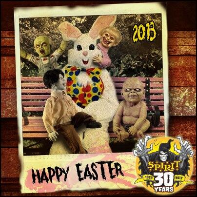 spirit halloween on twitter will your zombie babies be joining you for easter dinner httptcohwgzbfynsw