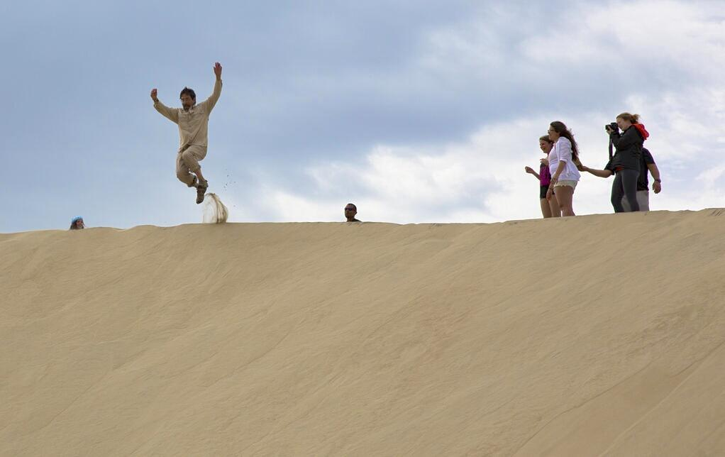 Twitter / Revkin: Testing gravity as #PaceBaja ...
