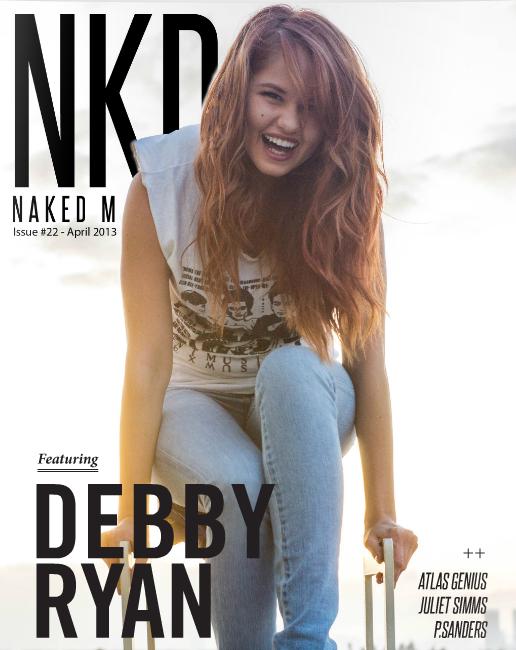 Debby Ryan Nude