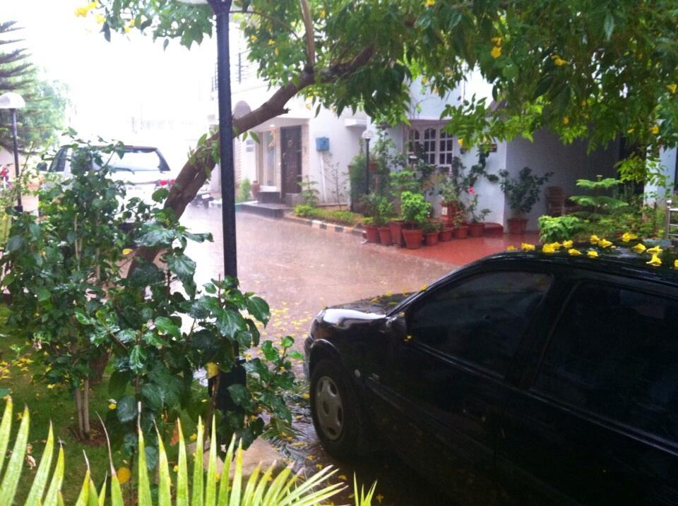 Twitter / prabhun: #Bangalore - you beauty ! ...
