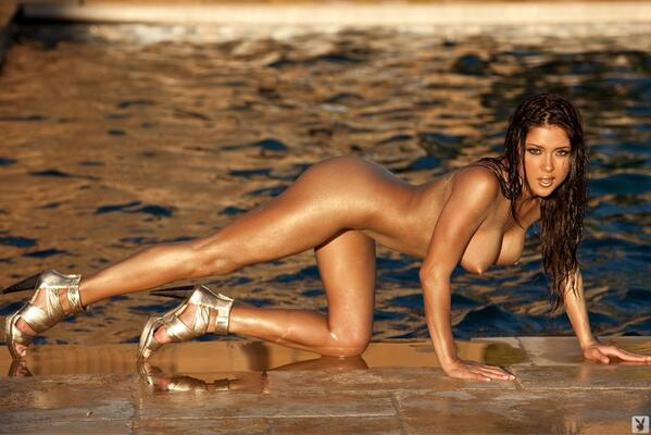 Nude arianny celeste UFC Arianny