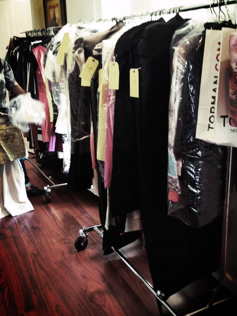 Twitter / CMilianOfficial: #TheVoice fittings for Season ...