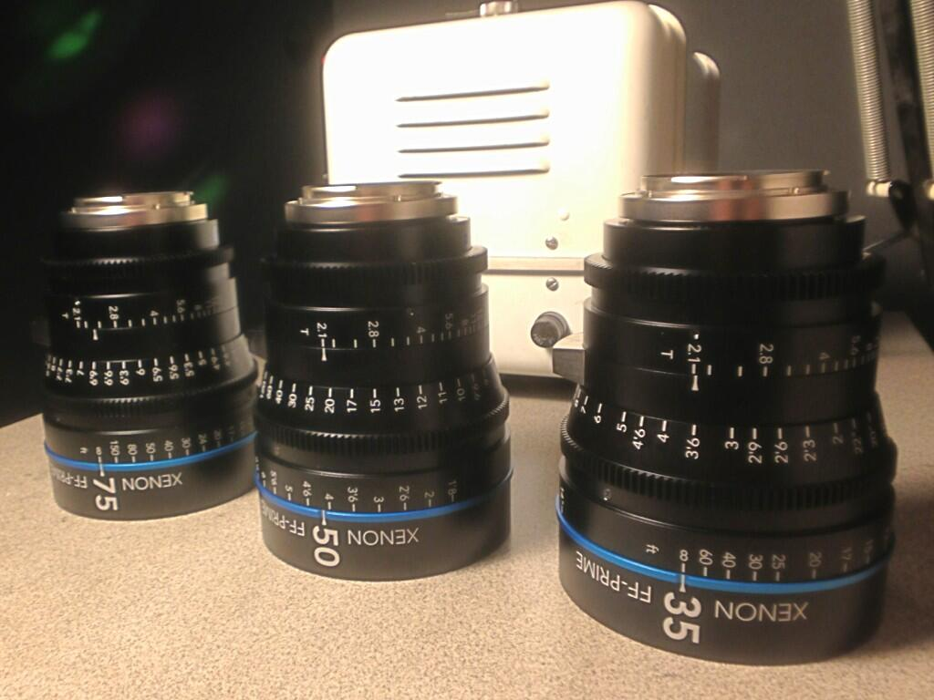 Twitter / SchneiderInfo: Xenon FF Primes are real! With ...