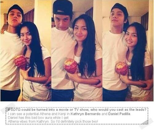 daniel and kathryn dating advice