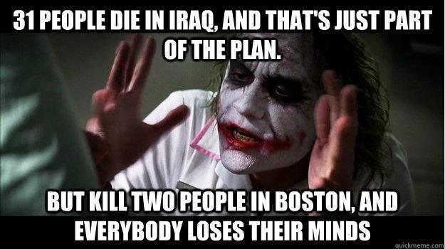 Twitter / echenze: The truth #Boston ...