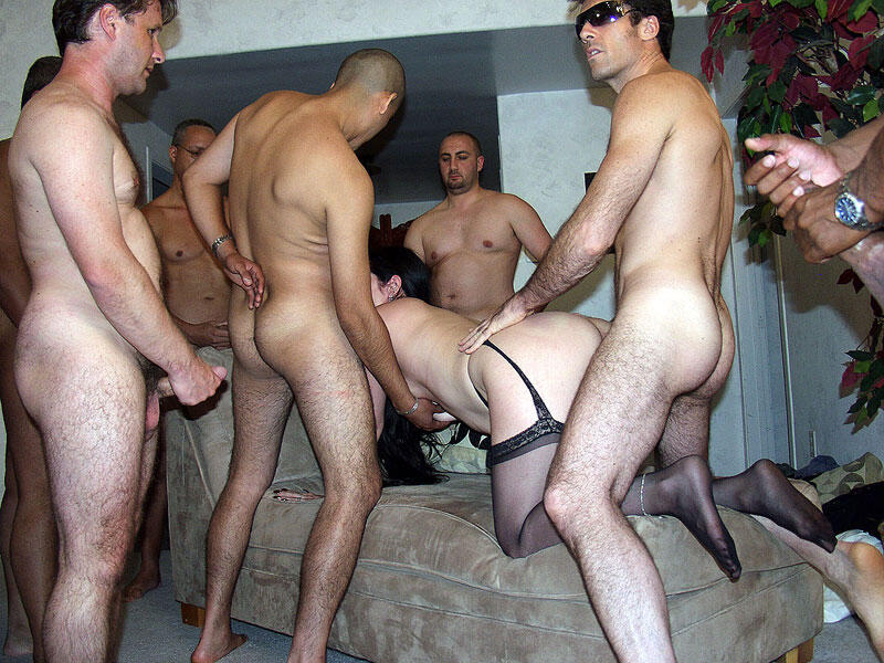 Erotic fantasy party