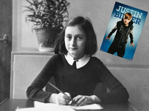 rare photo of anne frank: pic.twitter.com/61FCB5x11M