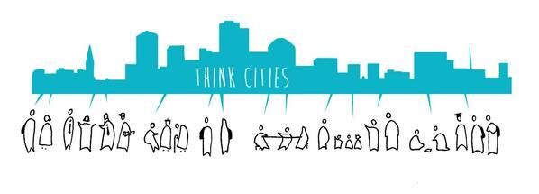 Hoy primera sesión de #ThinkCities, el proyecto de educación expandida de @urbanohumano ow.ly/k4K4n pic.twitter.com/A82FfnnYP5