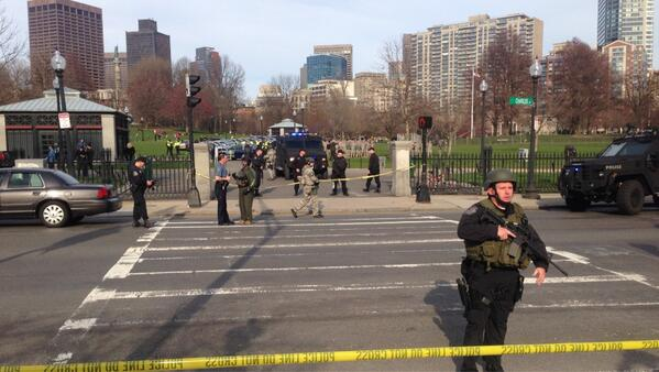 Boston Common staging area. Eerie sight. pic.twitter.com/lYU8P4OvVj