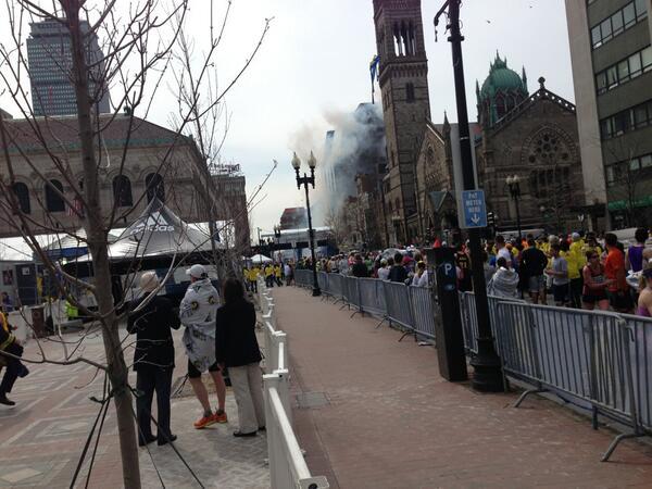 MORE THAN 100 INJURED IN BOSTON MARATHON BOMBING - Business Insider