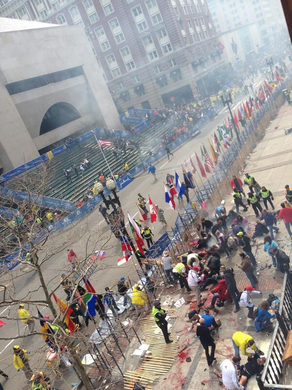 Thumbnail for Reporting on the Boston Marathon Bombing