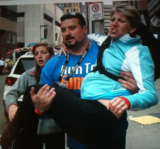Thumbnail for Boston Marathon Explosion