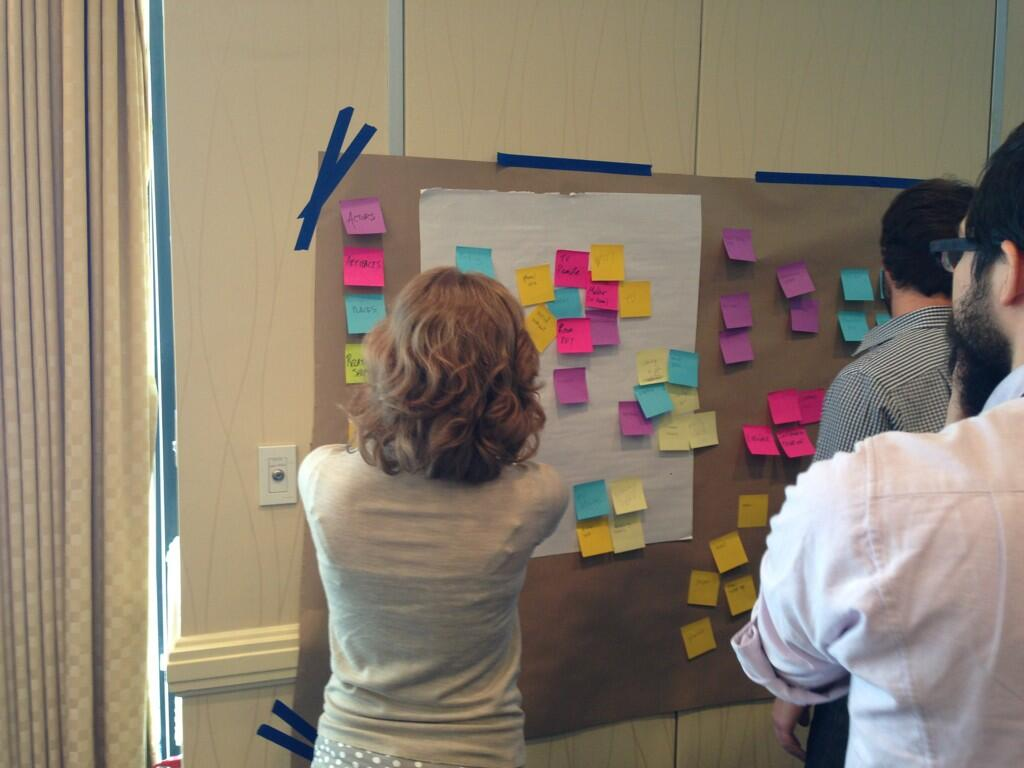 Twitter / ptquattlebaum: #xmapping in action #ias13 ...