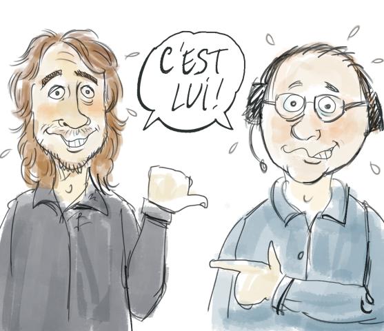 #MOOCGdP Moderne et innovant. Mais franchement : Bernard, Thierry, Jacques, Marc... Qui a trouvé ces prénoms ??? pic.twitter.com/dnsKTVoaAe