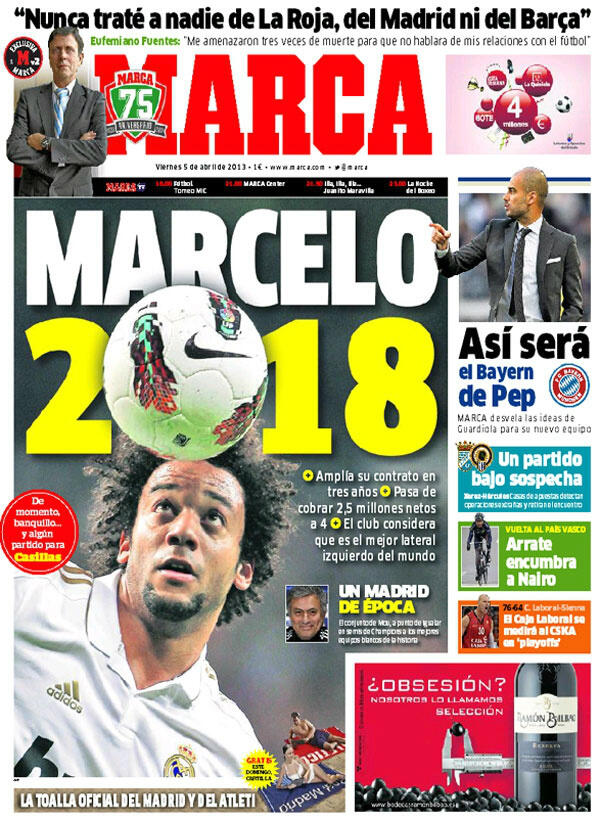 Nutmeg Maestro With an Afro : Viera Marcelo - Page 15 BHE0ZEDCMAAPvhr