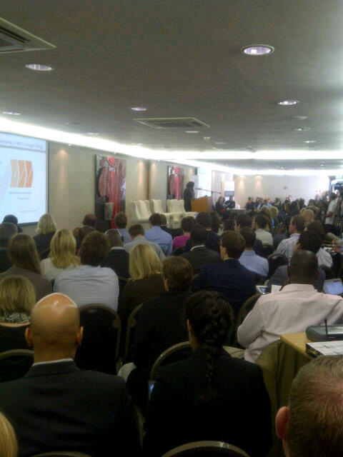 Twitter / esgarchitect: Standing room only @UCTGSB ...