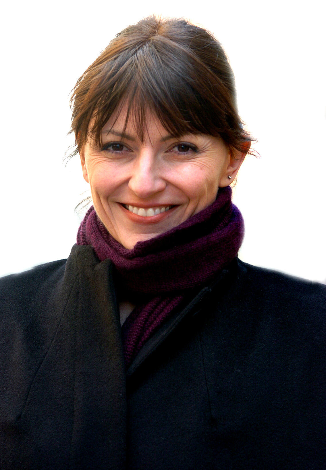 Twitter / BGSnappers: Davina Mccall has been in Banbury ...