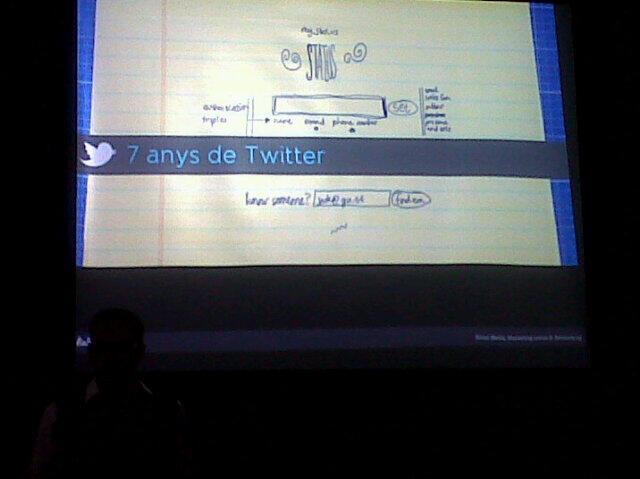 Twitter / npini: I ara al taller de Twitter ...