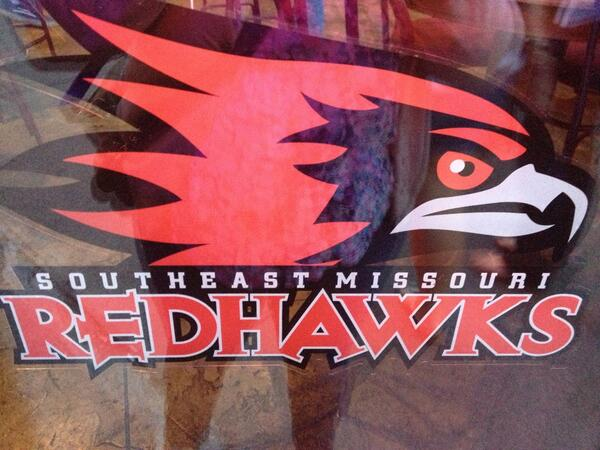 LETS GO REDHAWKS!! #12 #SEMOcreate pic.twitter.com/IIFfXtkPmD