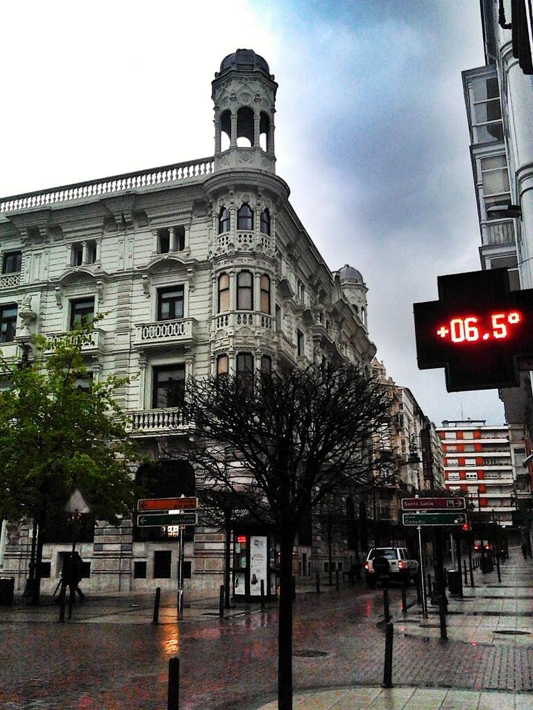 Twitter / miguelamiguelez: Pues si!!!..esa es la temperatura ...